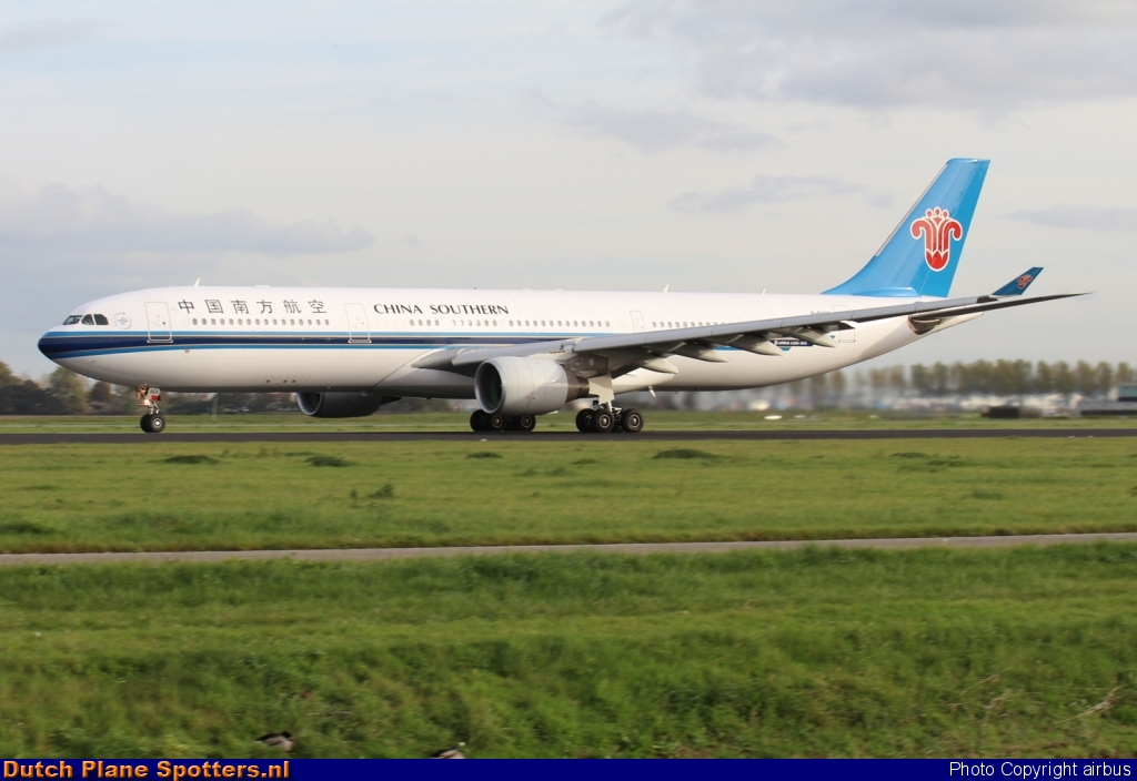 B-5965 Airbus A330-300 China Southern by airbus