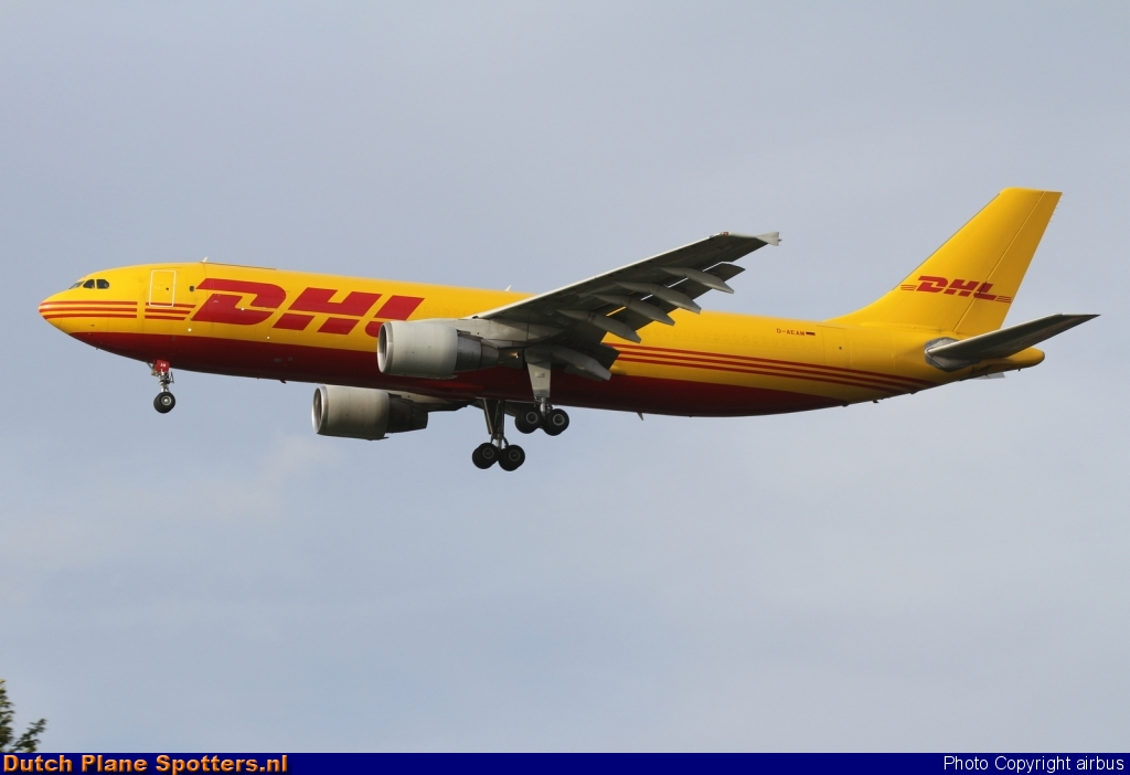 D-AEAM Airbus A300 European Air Transport Leipzig (DHL) by airbus