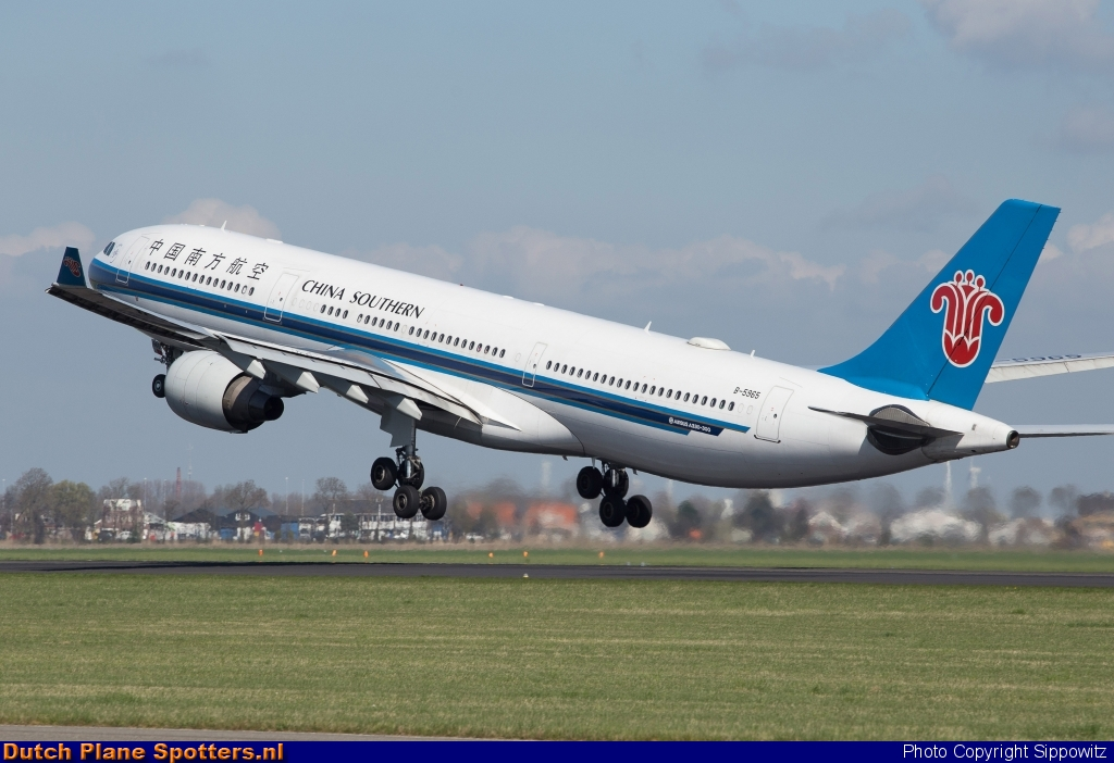 B-5965 Airbus A330-300 China Southern by Sippowitz