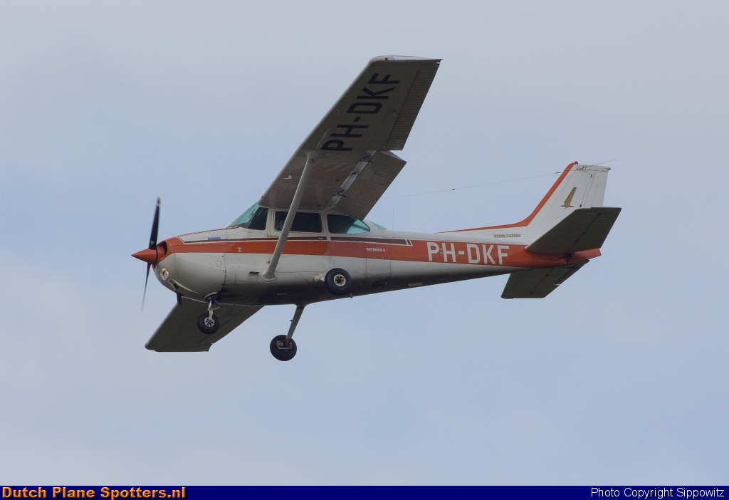 PH-DKF Reims F172P Private by Sippowitz