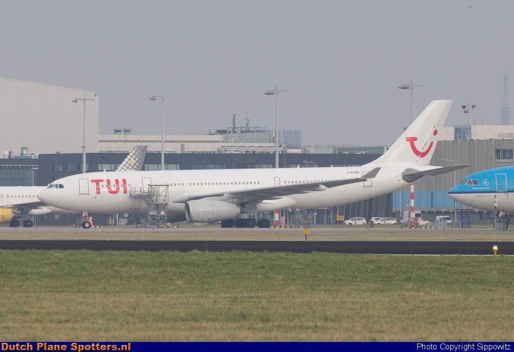 G-VYGM Airbus A330-200 AirTanker (TUI Airlines Netherlands) by Sippowitz