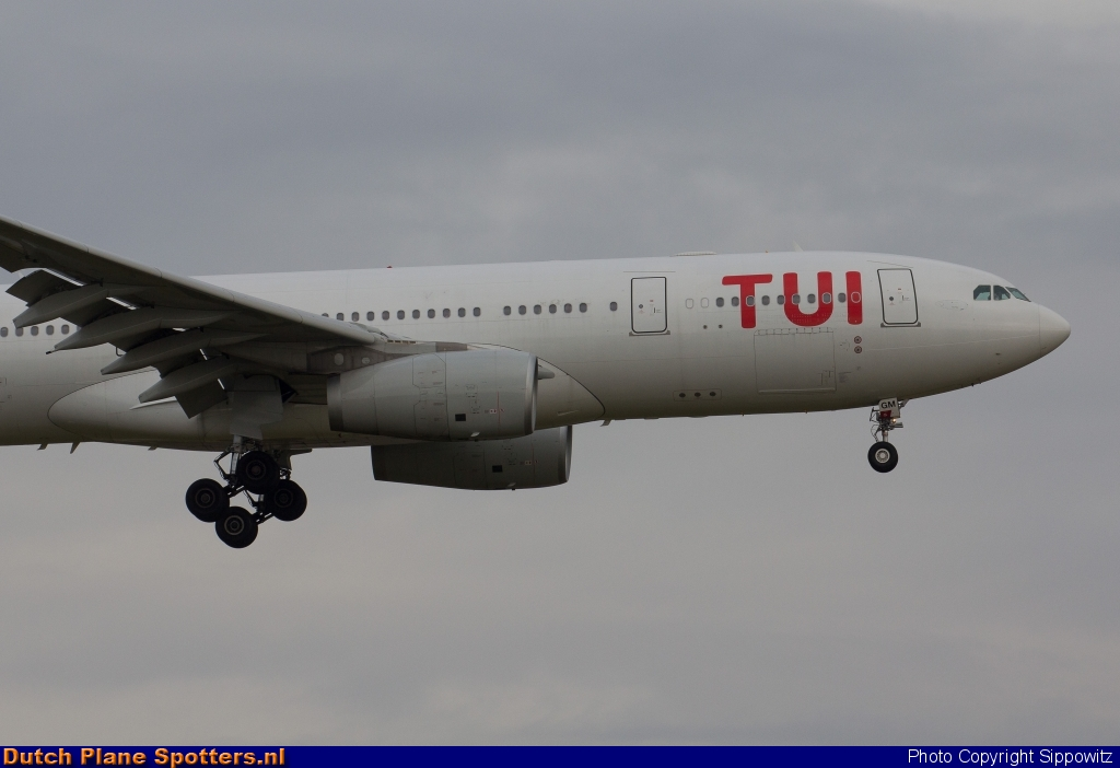 G-VYGM Airbus A330-200 TUI Airlines Belgium by Sippowitz
