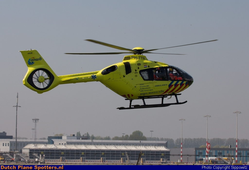 PH-TTR Eurocopter EC-135 ANWB Mobiel Medisch Team by Sippowitz