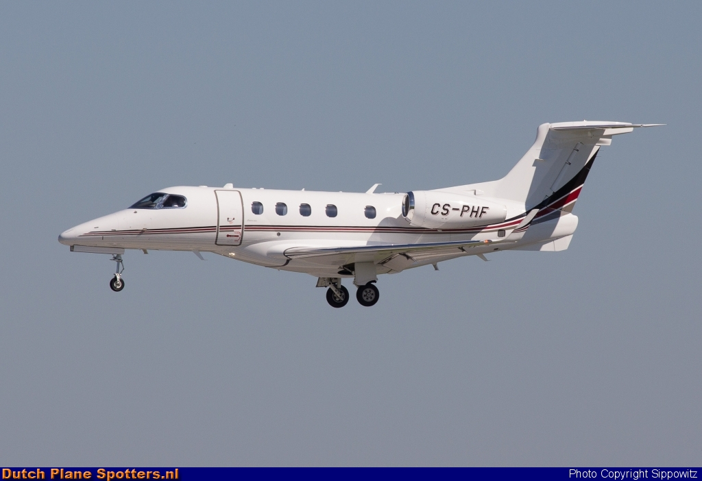 CS-PHF Embraer 505 Phenom 300 NetJets Europe by Sippowitz