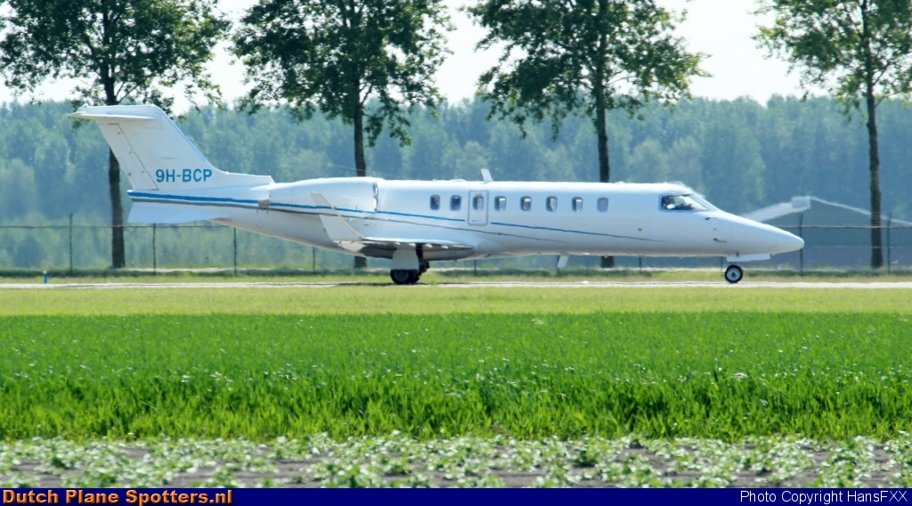 9H-BCP Bombardier Learjet 60 Skyfree by HansFXX