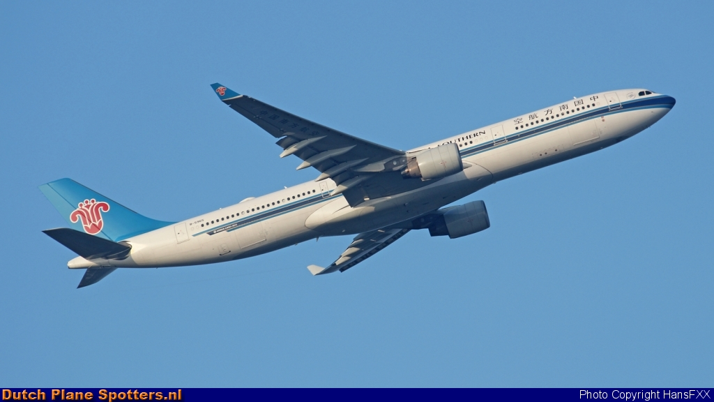 B-5965 Airbus A330-300 China Southern by HansFXX