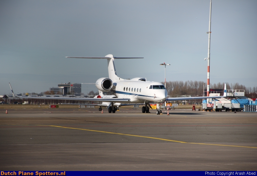 XA-ATL Gulfstream G550 Private by Arash Abed