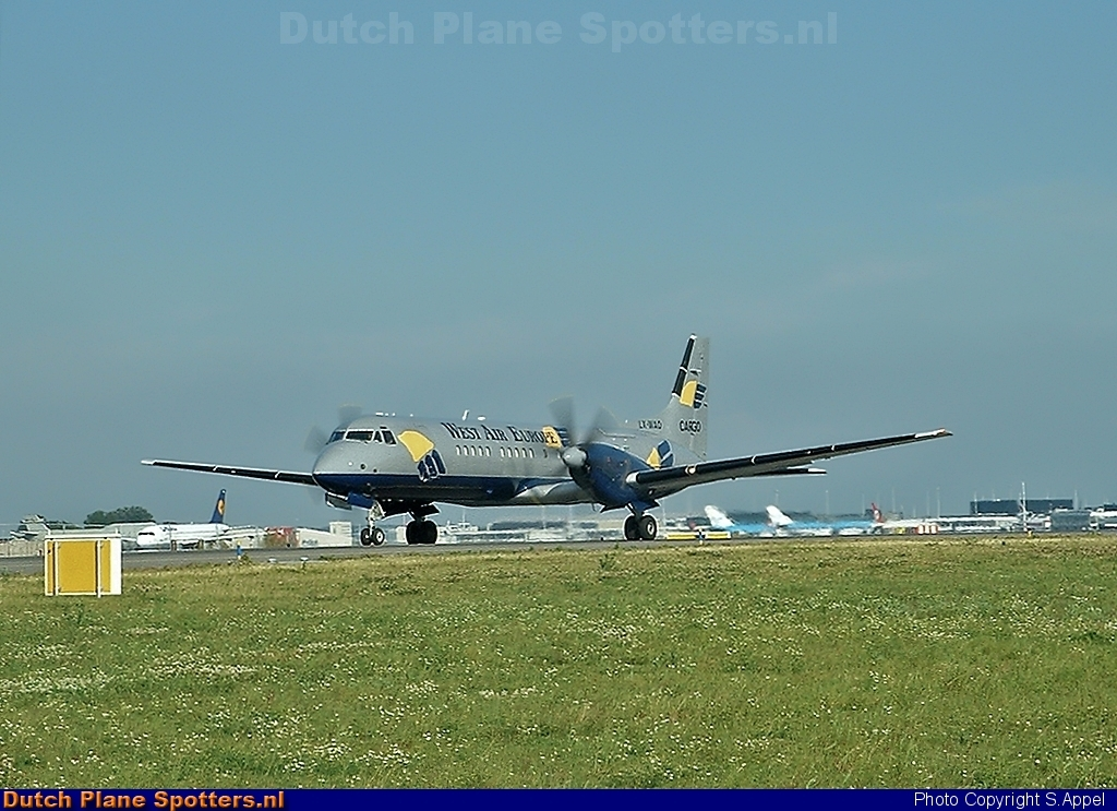 LX-WAO BAe ATP West Air Europe by S.Appel