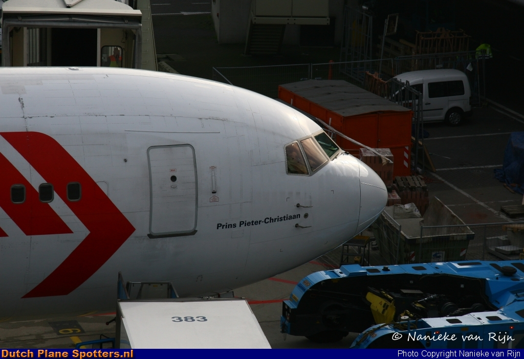 PH-MCI Boeing 767-300 Martinair by Nanieke van Rijn