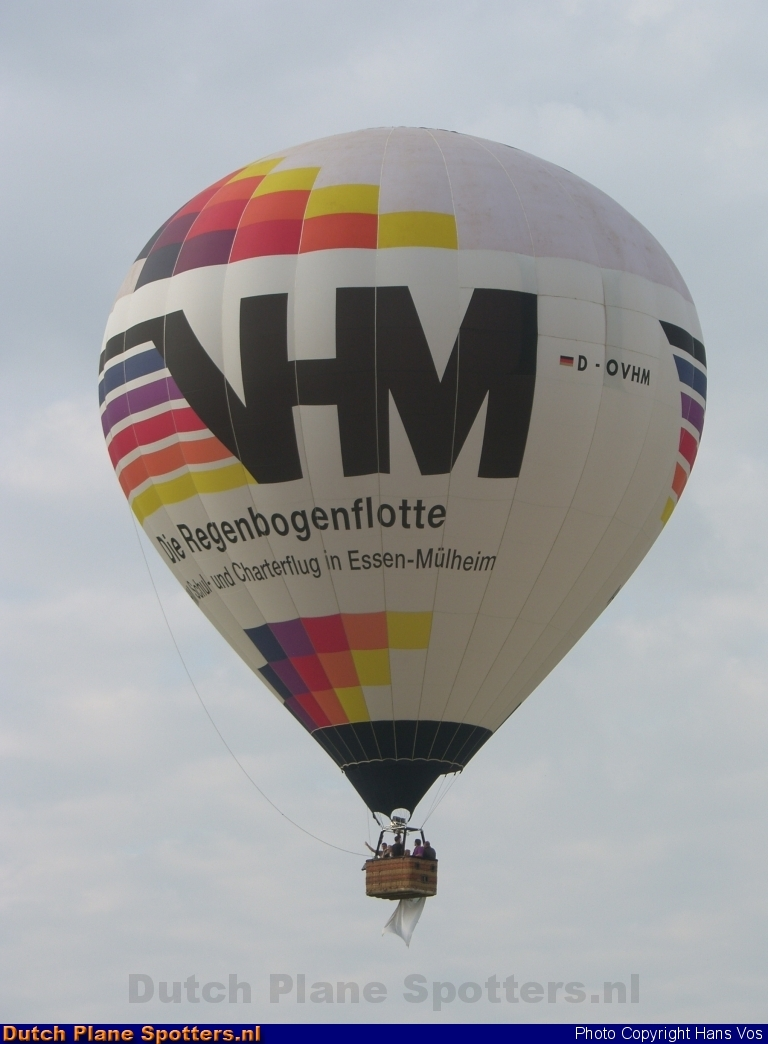 D-OVHM Fireballoon 30/24 Private by Hans Vos