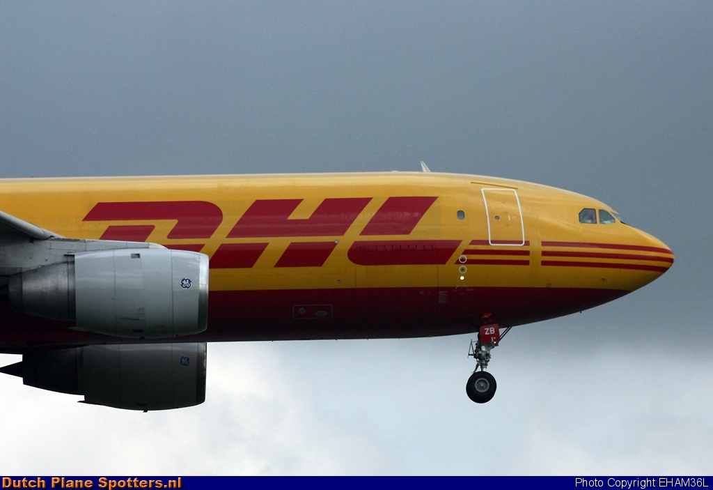 EI-OZB Airbus A300 Air Contractors (DHL) by EHAM36L